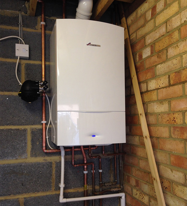 gas boiler installations